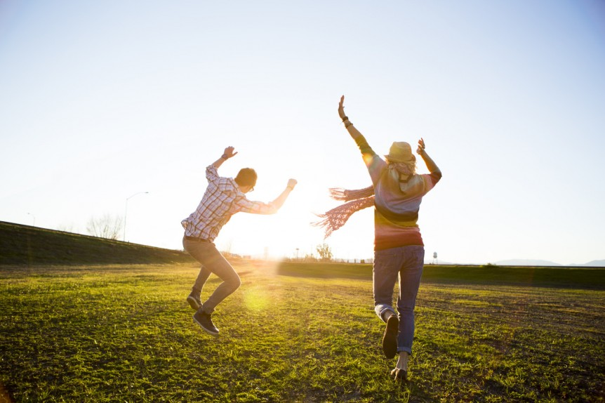 Happy Habits: 12 Habits to Improve your Overall Happiness in Life