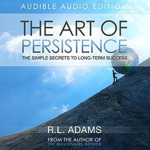 The Art of Persistence Free Audiobook Offer