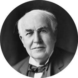 Thomas Edison Famous Failure
